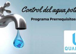 Control de agua potable: que debemos hacer con el agua