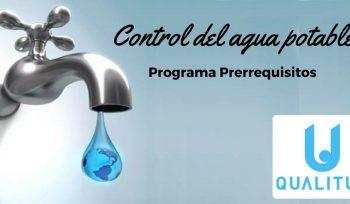 Control del agua potable