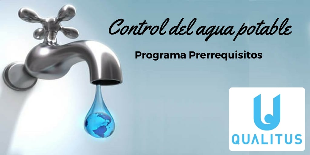 Control del agua potable