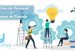 Gestión de personal: grupos de trabajo