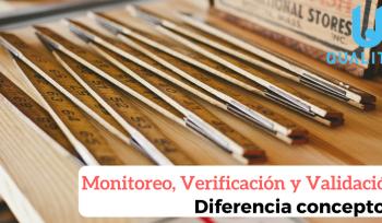 verificación validación