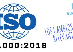 Los cambios de la ISO 22000 en 2018