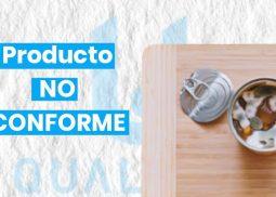 Control de Producto No Conforme